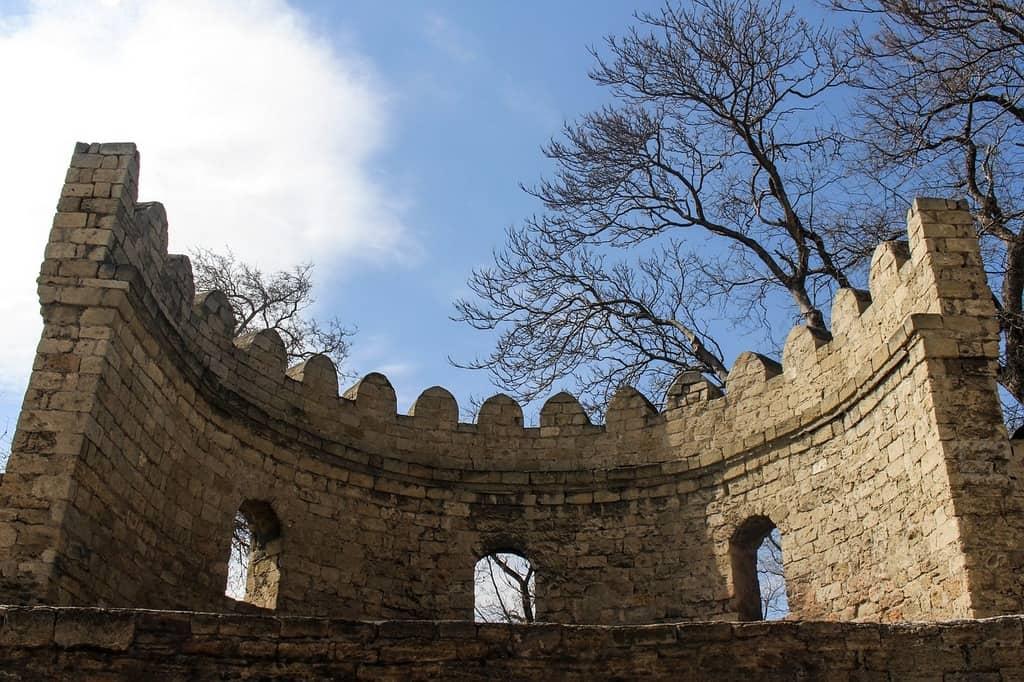 inside maiden tower Baku - Journal of Nomads