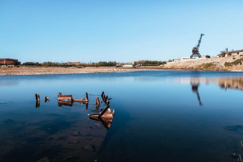Visiting the ship graveyard of Aral, the lost sea of Central Asia.