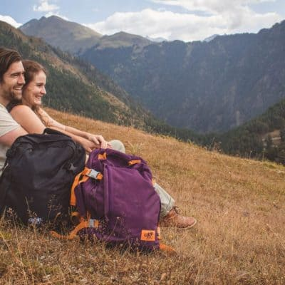 Best travel backpack for long-term travel - Cabin Zero Review - Classic 36L - Journal of Nomads
