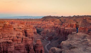 Charyn Canyon - Kazakhstan -Valley of Castles - Journal of Nomads