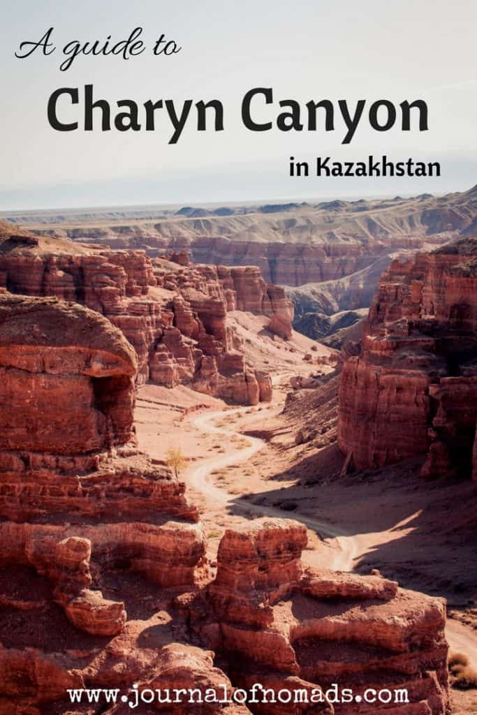 A comprehensive travel guide to Charyn Canyon - Journal of Nomads