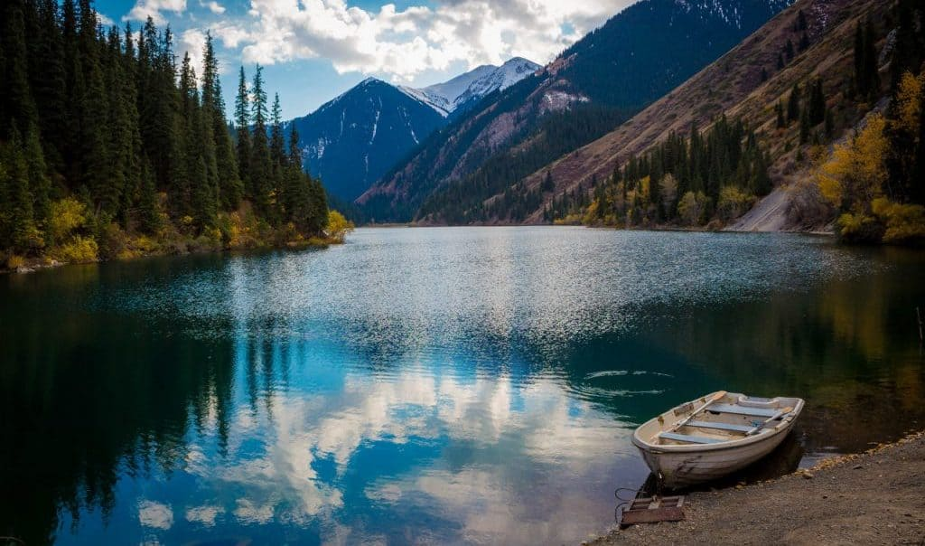 The most beautiful lakes of Kazakhstan: Kolsai Lakes and Lake Kaindy. A complete travel guide