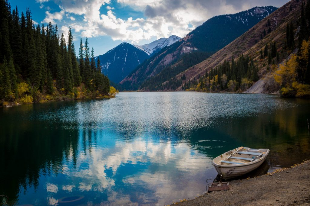 The Most Beautiful Lakes Of Kazakhstan