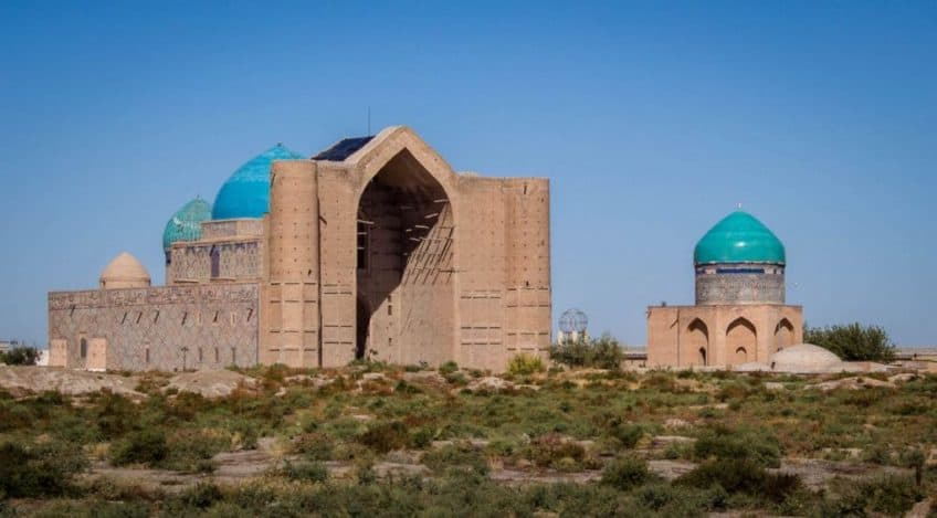 Discovering Turkestan, the spiritual and historical center of Kazakhstan