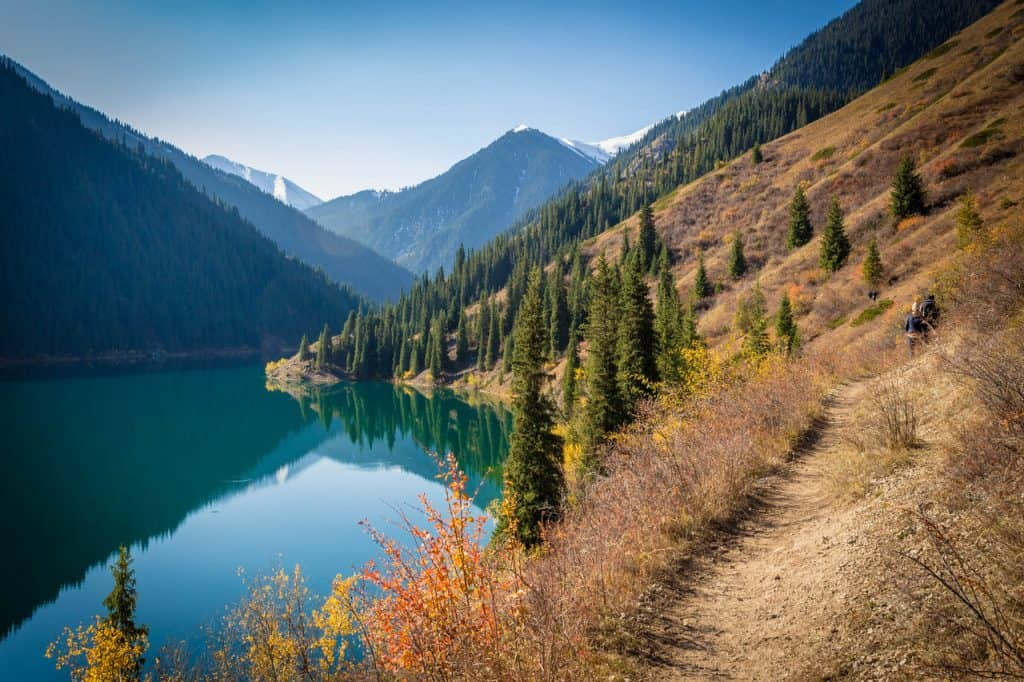 Hike to Kolsai Lake 2 - Travel Guide to Kolsai Lakes - Journal of Nomads