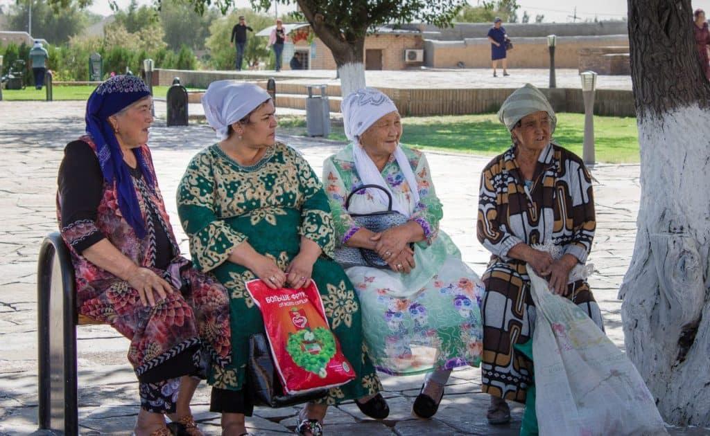 Turkestan Kazakhstan Pilgrims