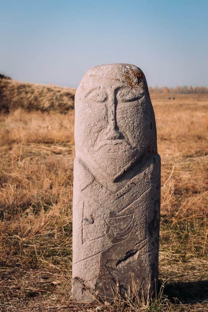 Burana Tower - Kyrgyzstan - Bal-bal Gravestones - Silk Road - Journal of Nomads