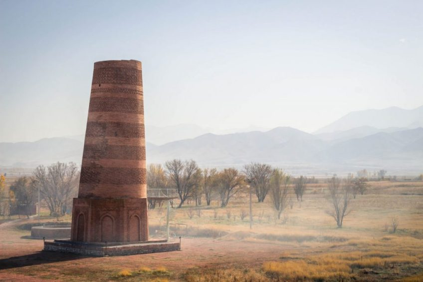 Burana Tower and the Lost City of Balasagun in Kyrgyzstan – a photo-essay