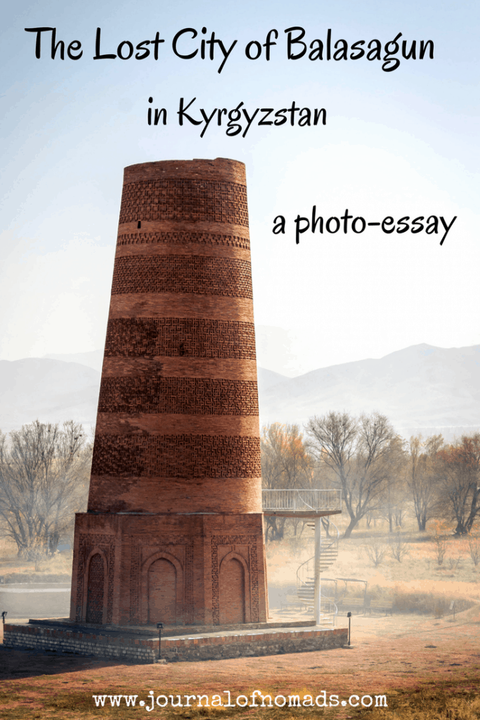The Burana Tower & the Lost City of Balasagun in Kyrgyzstan- Journal of Nomads