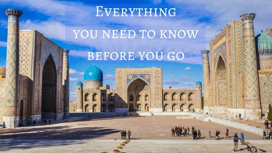 Getting ready to travel to Uzbekistan - Journal of Nomads - Samarkand