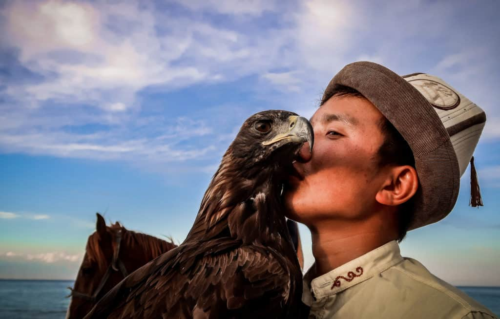 Eagle Hunters of Kyrgyzstan - The Art of Eagle Hunting - Journal of Nomads