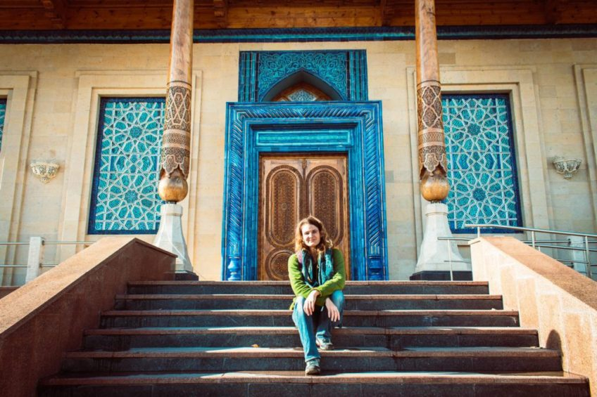 How is it to travel as a woman alone in Uzbekistan