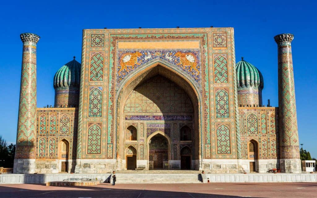 Travel Uzbekistan - Journal of Nomads