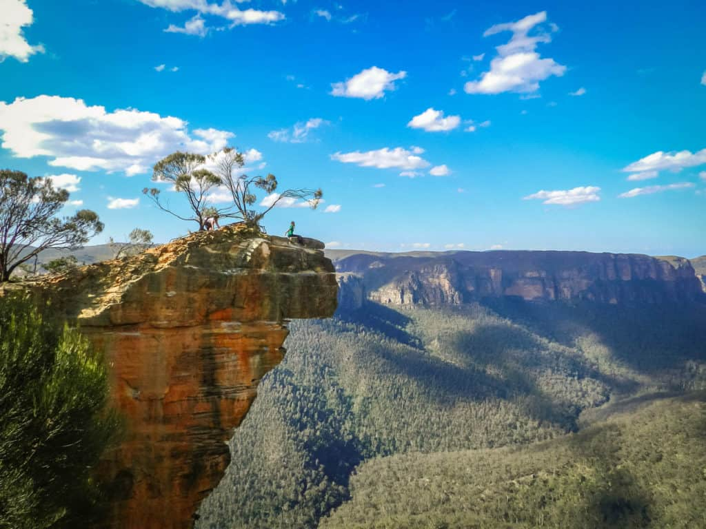 Why I left the grind and became a nomad - Journal of Nomads - Blue Mountains - Australia
