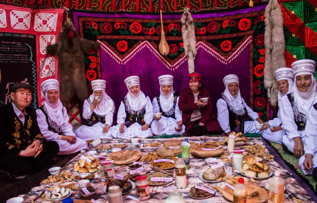 Spring festival - Celebrating Nowruz in Kyrgyzstan - Journal of Nomads