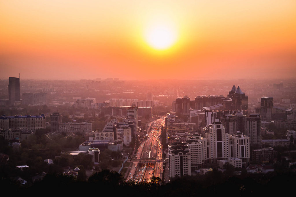 How to get from Almaty to Bishkek - Journal of Nomads