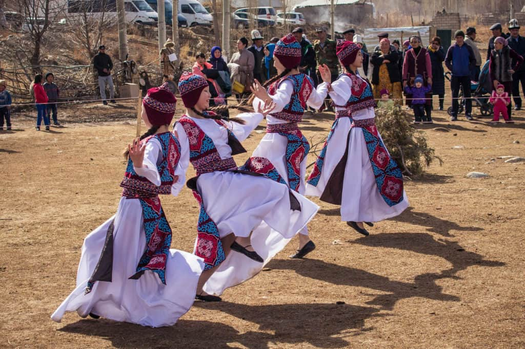 Festivals in Kyrgyzstan - Journal of Nomads