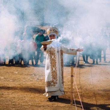 Celebrating Nowruz in Kyrgyzstan