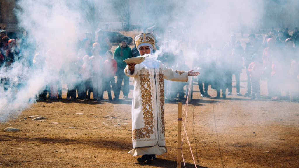Celebrating Nowruz in Kyrgyzstan - Journal of Nomads