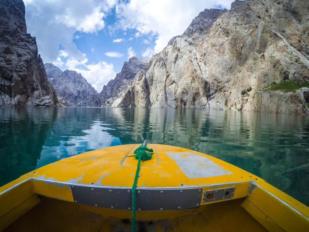 Overland expedition in Kyrgyzstan - Journal of Nomads