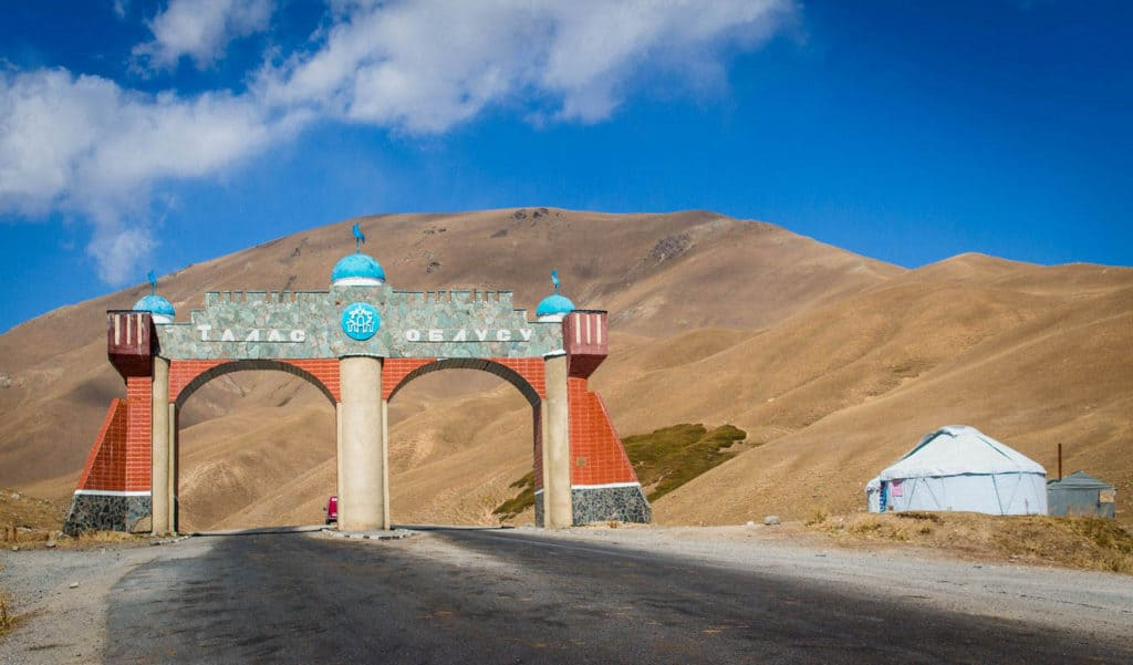 The Ultimate Travel guide for backpacking in Kyrgyzstan - Journal of Nomads - landscapes in Kyrgyzstan