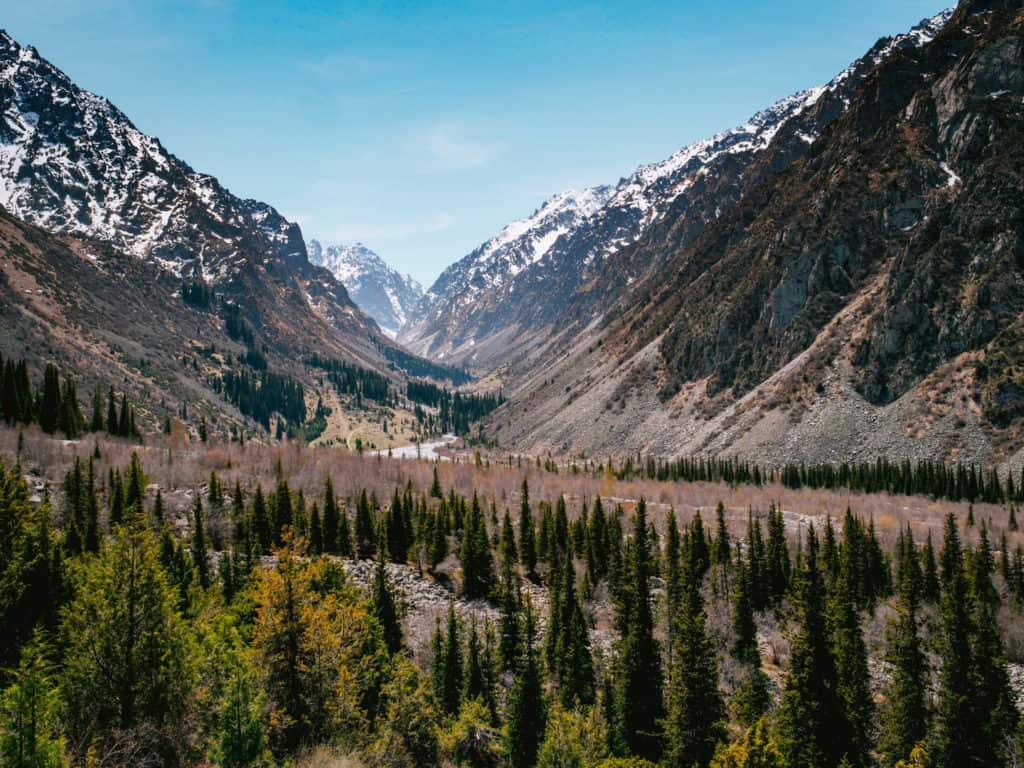 Things to do around Bishkek - Hikes Ala Archa National Park - Journal of Nomads