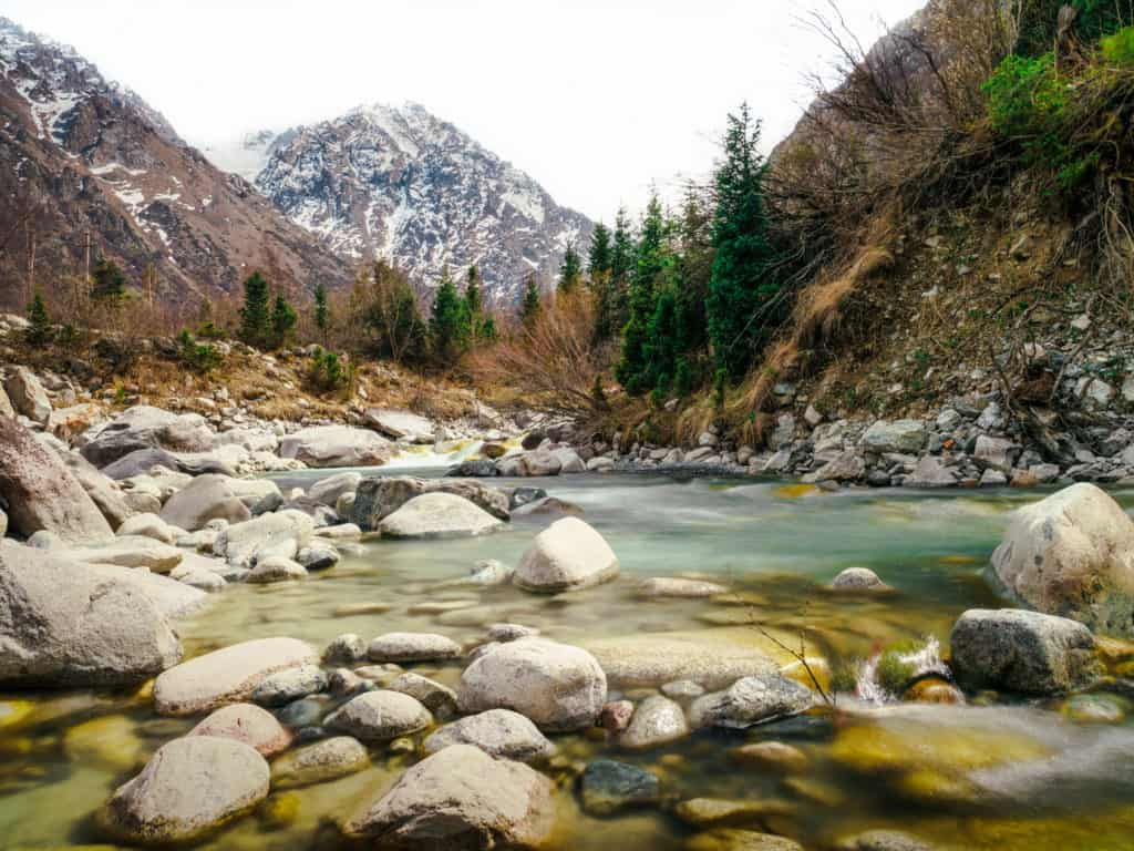 Things to do around Bishkek - Ala Archa National Park