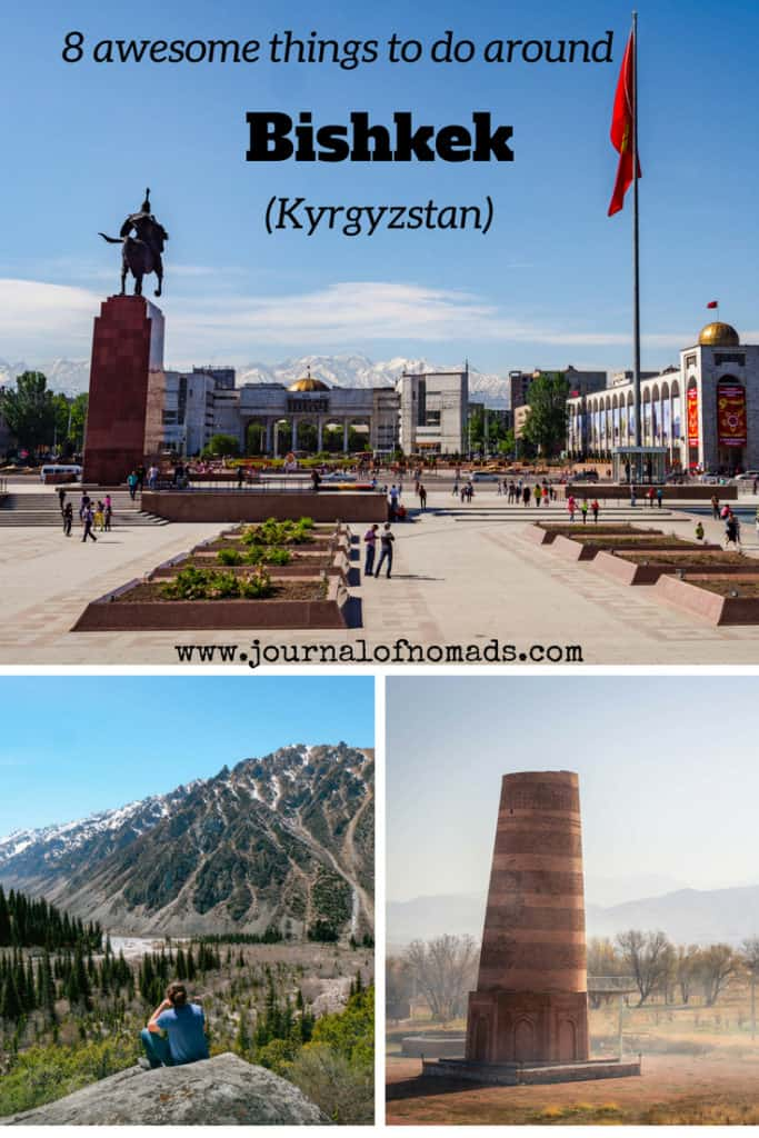 24 MAY 2018 Things to do around Bishkek – The best day trips and hikes near the capital city of Kyrgyzstan - Journal of Nomads