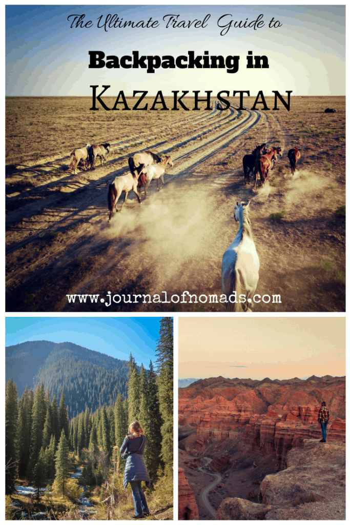 Everything you need to know about backpacking in Kazakhstan