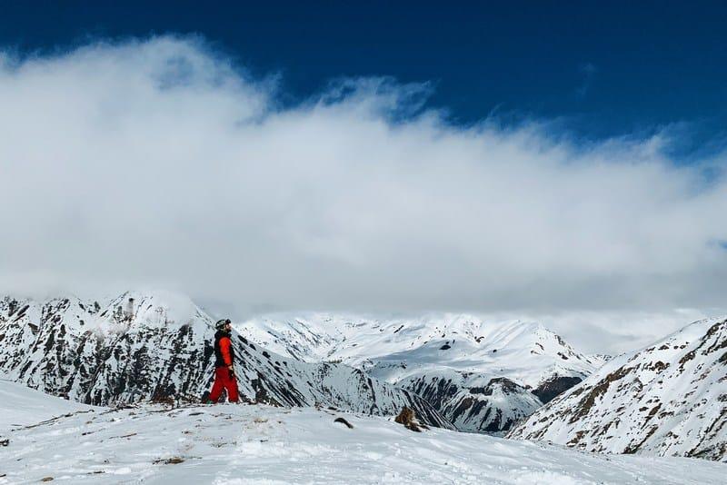 Skiing in Georgia - Best ski resorts in Georgia
