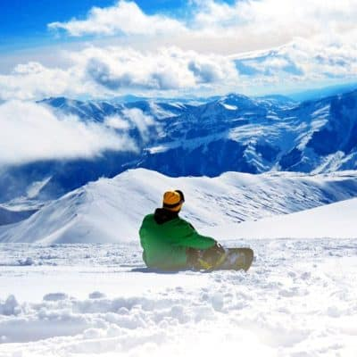 Skiing in Georgia (country) - Journal of Nomads
