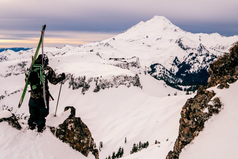 Georgia skiing