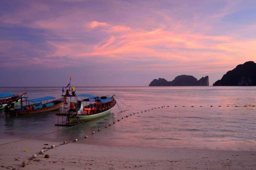 The Best Countries to Live and Work for Digital Nomads - Thailand - Journal of Nomads