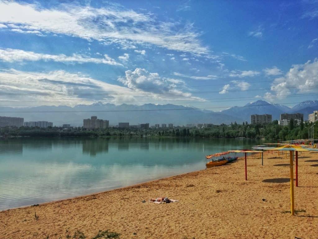 Tempat Wisata di Kazakhstan Terindah