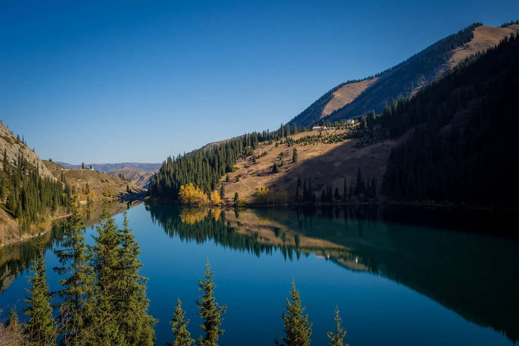 The 26 most beautiful places to visit in Kazakhsta - Kolsai Lakes - Journal of Nomads