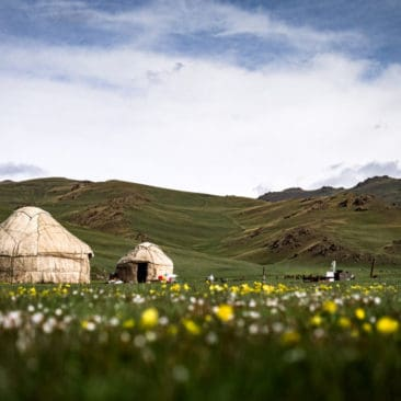 28 top things to do in Kyrgyzstan - Journal of Nomads - yurts in Kyrgyzstan