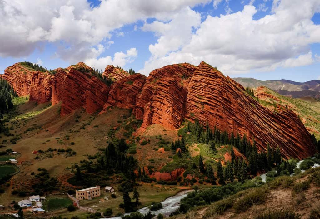 Top Things to do in Kyrgyzstan - jeti oguz - Journal of Nomads