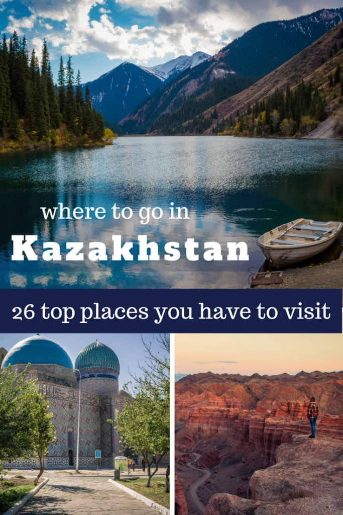 The top things to do and best places to visit in Kazakhstan - Journal of Nomads