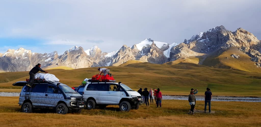 Overland Expedition Kyrgyzstan - Journal of Nomads