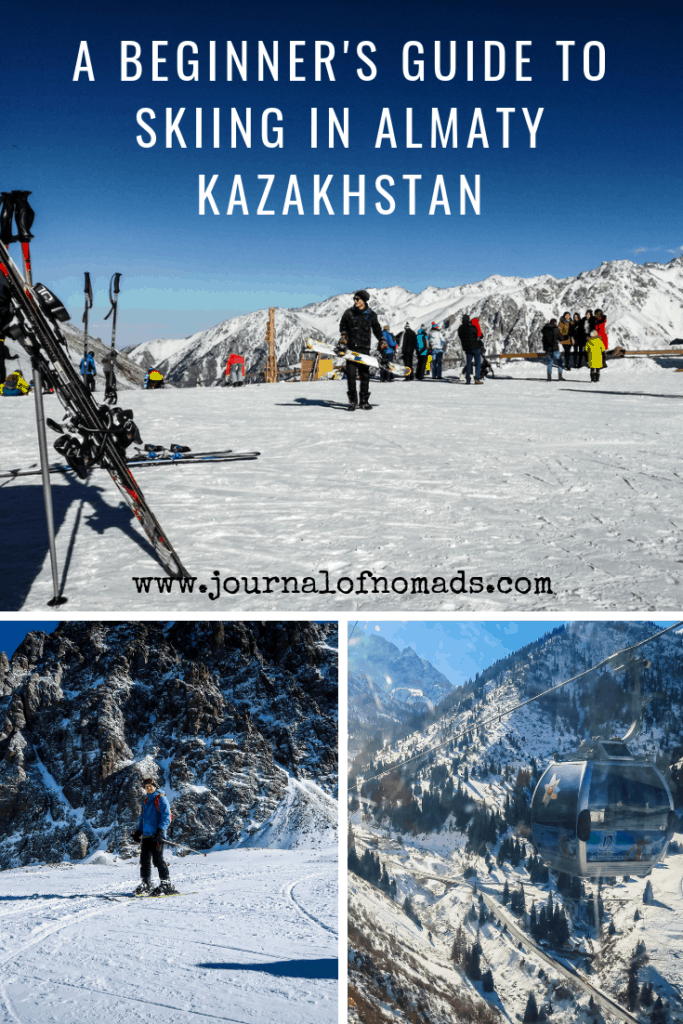 Skiing in Shymbulak Ski Resort, Almaty, Kazakhstan - Journal of Nomads