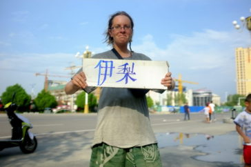 Hitchhiking in China - Journal of Nomads - tips, tools and rules
