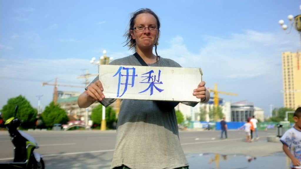 Is it easy to hitchhike across China? Tips, tools and rules when hitchhiking in China.