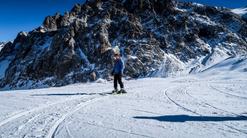 Skiing in Almaty, Kazakhstan - Journal of Nomads