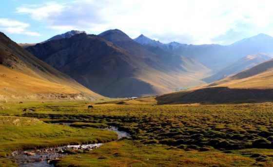 Adventure Tour Kyrgyzstan, Overland Expedition