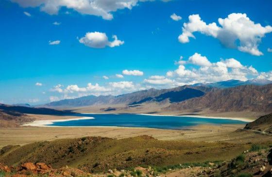 Adventure Tour Kyrgyzstan - Orto Tokoi Lake