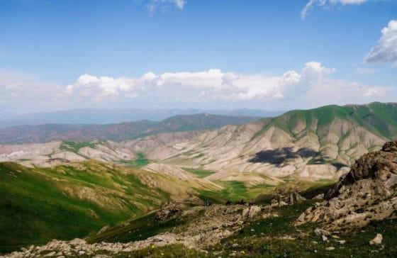 Adventure Trekking in Kyrgyzstan July 2019 - horseback trek in Kyrgyzstan
