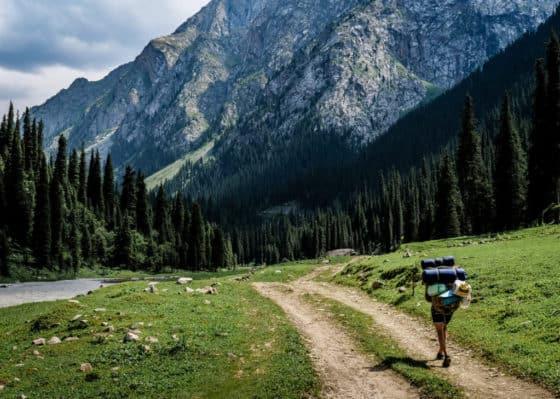 Adventure TrekkingTour in Kyrygzstan July 2019