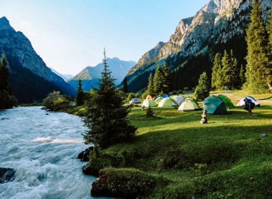 Adventure Trekking in Kyrgyzstan July 2019