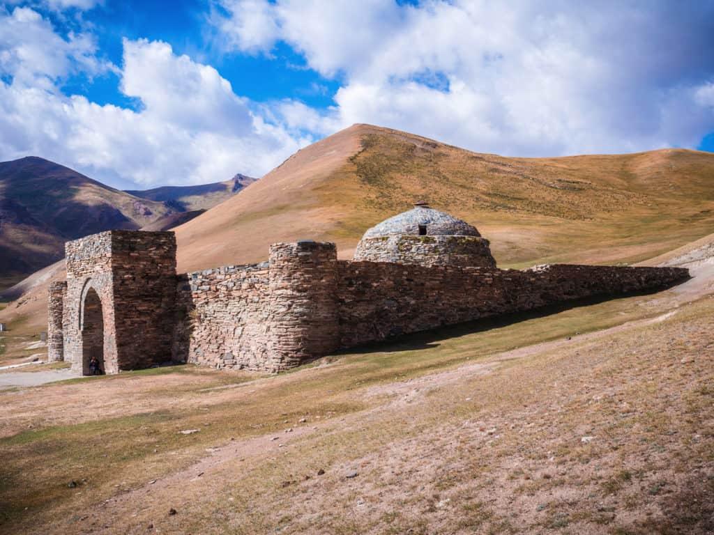 Overland Expedition Kyrgyzstan - Tash Rabat
