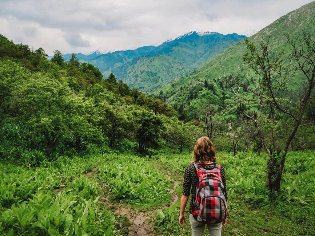Hiking in Almaty, Kazakhstan - The 5 best hikes in the Almaty Mountains